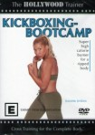The Hollywood Trainer Kickboxing Bootcamp dvd