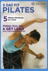 5 Day Fit Pilates – 5 Workouts