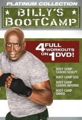 Billy's Bootcamp Platinum Collection 4 Workouts