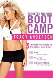 Tracy Anderson Targeted Training Bootcamp