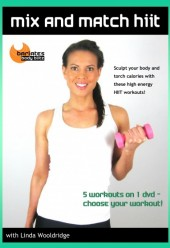 Mix and Match HIIT DVD