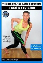 The Resistance Band Solution Total Body Blitz DVD