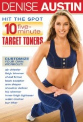 HIT THE SPOT 10 x 5 minute Target Toners