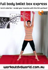 Full Body Ballet Box Express DVD