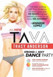 TAVA Tracy Anderson Strong and Sexy Dance Party
