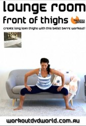 Lounge Room Front of Thighs DVD