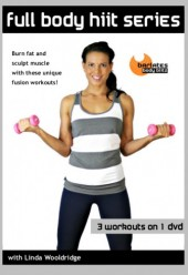 Full Body HIIT Series 3 Downloads