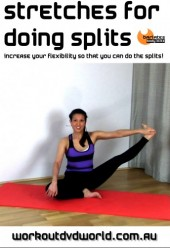 Stretches for Splits DVD
