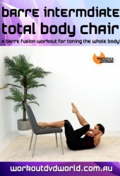Barre Intermediate Total Chair DVD