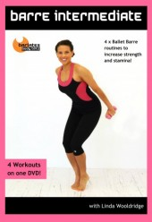 Barre Intermediate 4 Workout Bundle Downloads