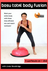 Bosu Total Body Fusion 5 Workout Bundle