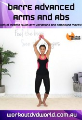 Barre Advanced Arms and Abs DVD