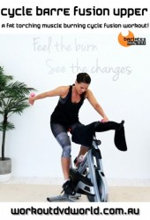 Cycle Barre Fusion Upper DVD