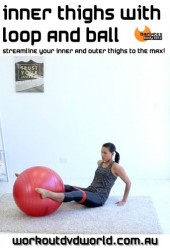 Inner Thigh Loop and Ball DVD