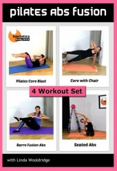 Pilates Abs Fusion 4 workout DVD