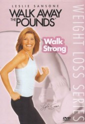 Walk Away The Pounds Walk Strong DVD