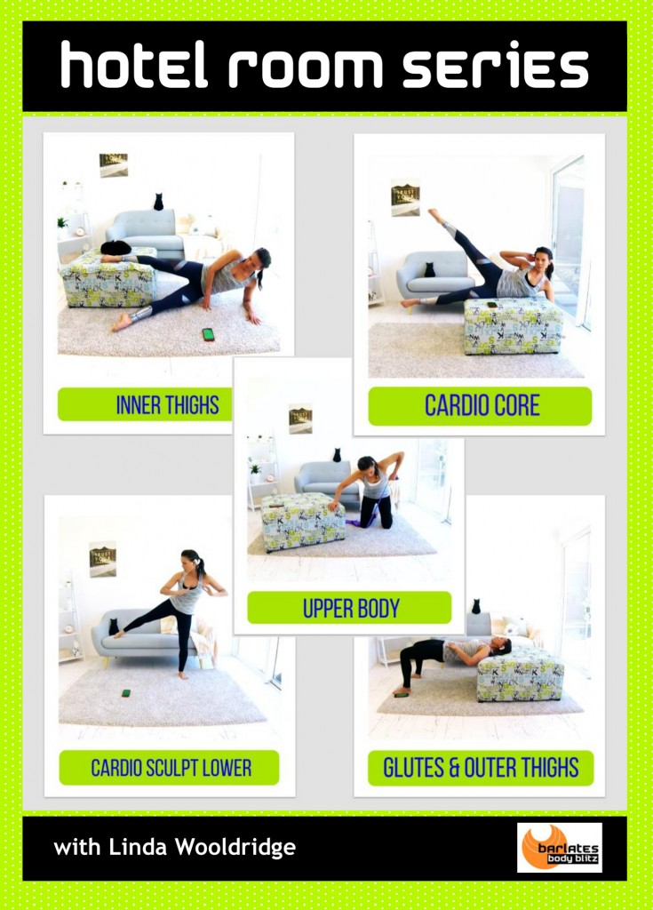 Hotel Room Exercise Dvd