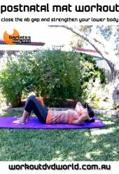 Postnatal Mat Workout DVD