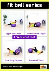 Fit Ball Series 4 Workout DVD