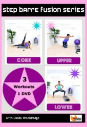 Step Barre Fusion Series 3 Workout DVD