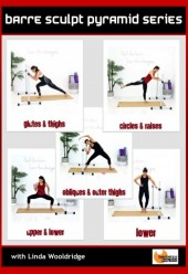 Barre Sculpt Pyramid 5 Workout DVD