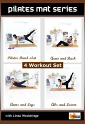 Pilates Mat Series 4 Workout DVD