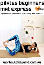 Pilates Beginners Mat Express DVD