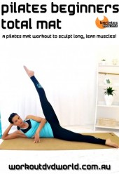 Pilates Beginners Total Mat DVD
