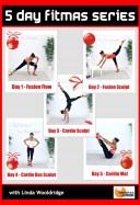 Barlates Body Blitz 5 DAY FITMAS Series 5 Workout DVD with Linda Wooldridge