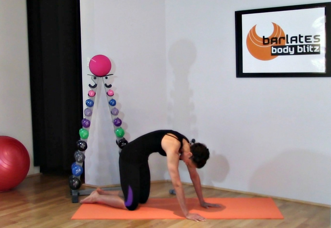 Barlates Body Blitz Yoga Sculpt with Weights download